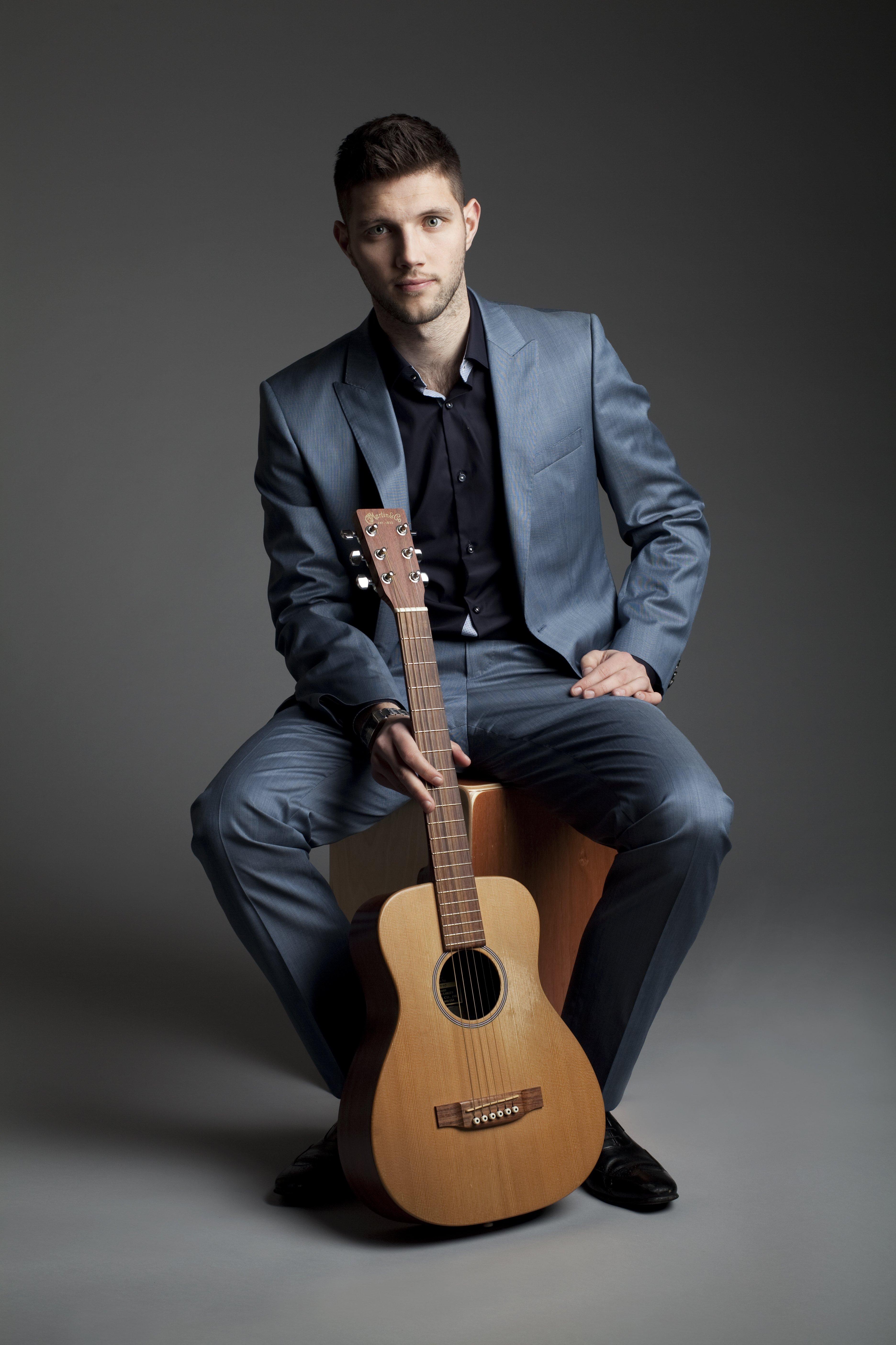 Colm Keegan – Baby Martin guitar