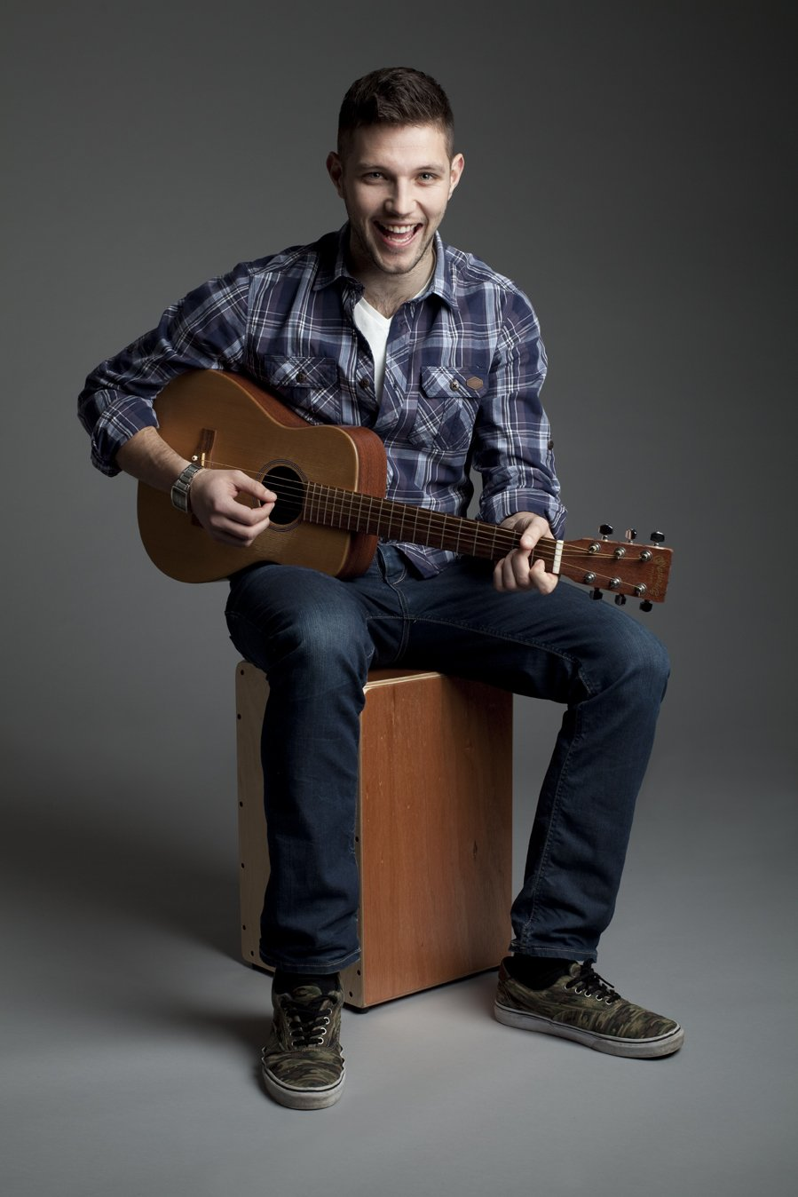 Colm Keegan – Baby Martin Guitar 2