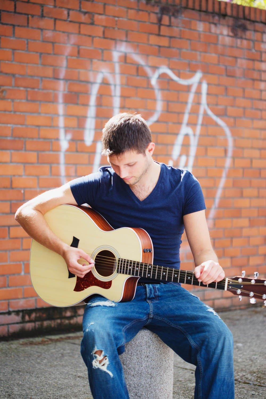 Colm Keegan – Taylor Guitar