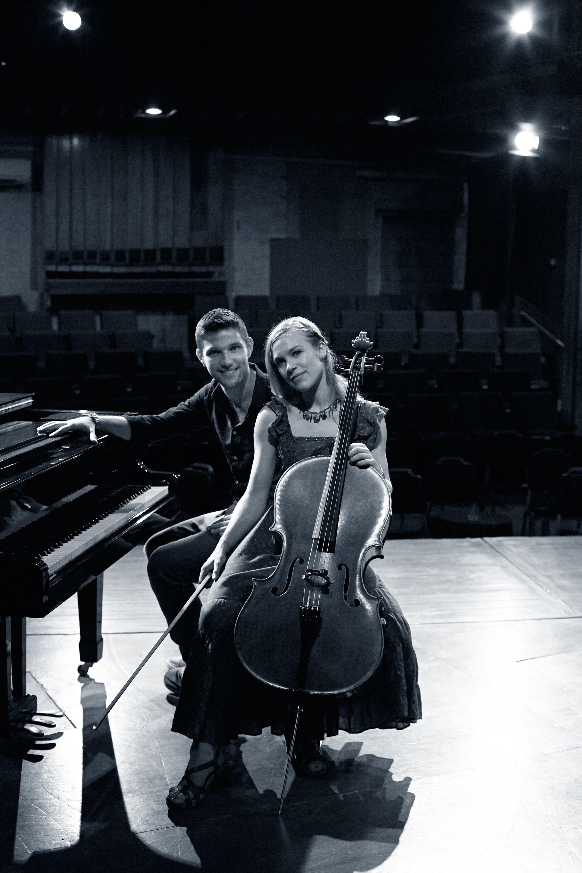 Colm & Laura – Acorn Theater 2015